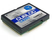 CB290 CuBloc PLC on a chip - 91 IO + Real Time Clock