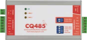 CQ485 - RS422-485 Isolated Repeater/Converter