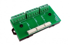 CTB-8A MSB PLC Analogue/RS232 Expansion Board