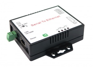 E-P732 Ethernet to Serial Converter