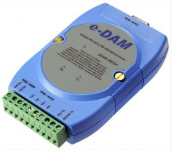 EDAM-8520B Isolated RS-232 to RS-422, RS-485 Converter
