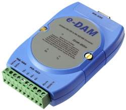 EDAM-8521 Addressable RS232 to RS-485/422 Converter
