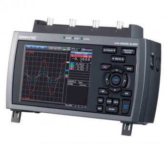 GL900-4 - 4-Channel High-Speed Charting Datalogger