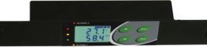 H3531R - Rack Mount Ethernet Temperature and Humidity Alarm with LCD and Digital IO