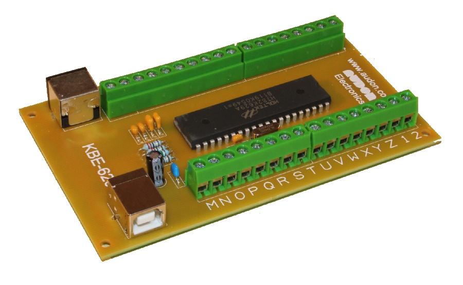 Keyboard encoder
