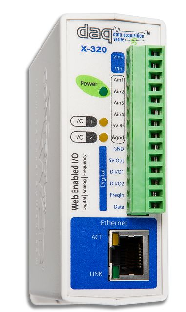 x320m ethernet weather station with web server and email www audon