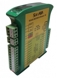 MOD-16I - RS485 Modbus 16 Channel Digital Input with Pulse Counting RTU