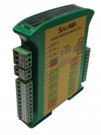 MOD-8AI - RS485 Modbus 8 Analogue Inputs Volts, 4-20mA RTU