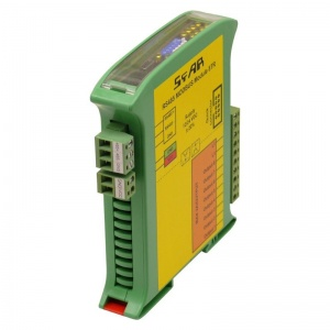 MOD-8TR - RS485 Modbus 8 Mains Solid State Relay Output RTU