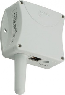 P8510 - Ethernet Thermometer, History memory - Internal Sensor