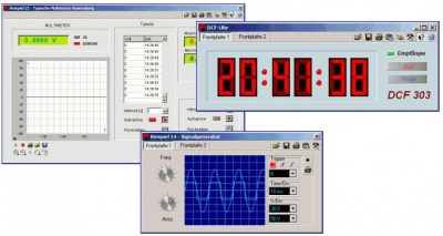 PROFILAB-EXPERT - Graphical Data Acquisition Programming Package