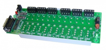 RB12 SSR Module Expansion Board