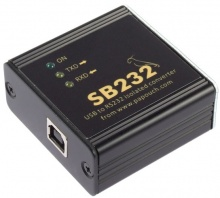 SB232 - Isolated USB to  RS232 Converter