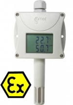 T3110Ex Intrinsically Safe Temperature and Humidity probe with 4-20mA output
