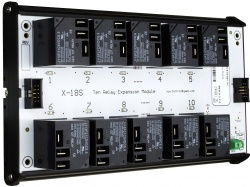 X-18S - 10-Channel High Power Relay Expansion Module