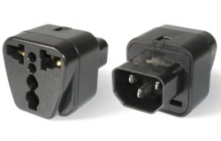 IEC230 IEC to Socket Adaptor