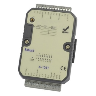 A-1051 RS485  Modbus IO Unit - 16 Digital Inputs