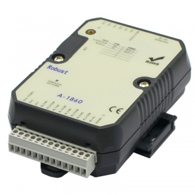 A-1860 Ethernet Modbus TCP - 8 Digital Inputs, 4 Relay Outputs