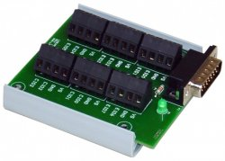 LJ-CB15 Screw Terminal Board