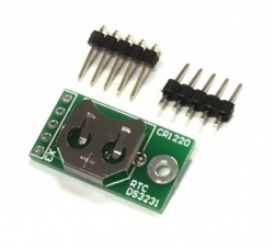 I2C_RTC - I2C Real Time Clock (RTC) Module for ArduPLC