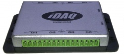 iDAQ PT-04 WiFi Data Acquisition Unit - 4 Channel PT100 Thermometer Inputs