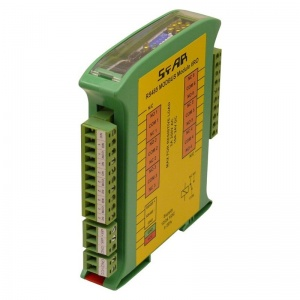 MOD-6RO - RS485 Modbus 6 Change-over Relay Output RTU