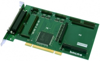 PCI-BASEII - Multifunction PCI DAQ Card