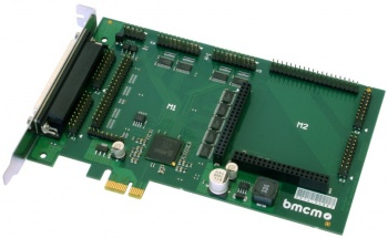 PCIE-BASE- Multifunction Modular IO Card