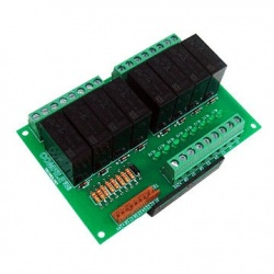 CuBloc RH8  - 8-Channel Relay Card