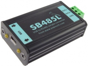 SB485L - Budget USB to RS485 converter