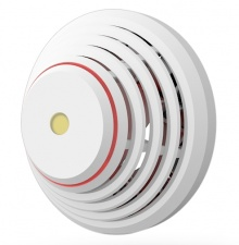 SD283ST - Wired Smoke and Heat Detector with Siren