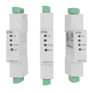 SEM-3 - RS485 Modbus Electricity Meter - Three Phase