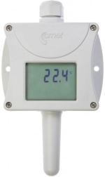 T0110 Temperature Sensor with LCD, 4-20mA output