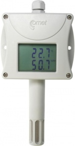T6440 Temperature, humidity, CO2 transmitter with RS485