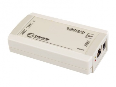 TCW210-TH - Ethernet Temperature and Humidity Data Logger