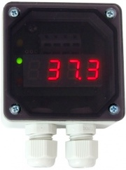 TDS-THERM - LED Display for TQS3 Thermometers