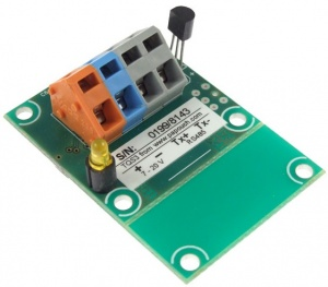 TQS3-E - OEM MODBUS RS485 Thermometer - Board Only