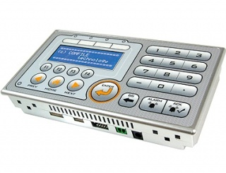 UIF-420A - User Interface Panel with LCD and Keypad