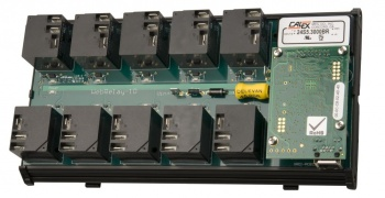 WebRelay-10 - Ethernet Relay Unit with HTTP, SNMP, and Modbus/TCP