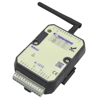 A-1219 Wifi Modbus TCP - 8-Ch Analogue Input Unit, 4-20mA, Thermocouples, Thermistor